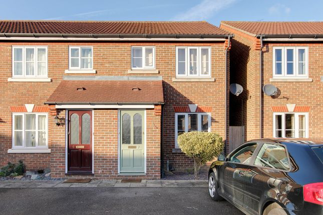 Thumbnail End terrace house for sale in Antonius Way, Colchester