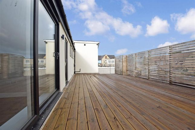 Patio / Decking of High Street, Snodland, Kent ME6
