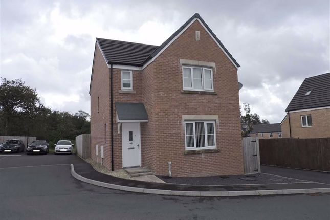Thumbnail Detached house for sale in Heol Cae Pownd, Cefneithin, Llanelli