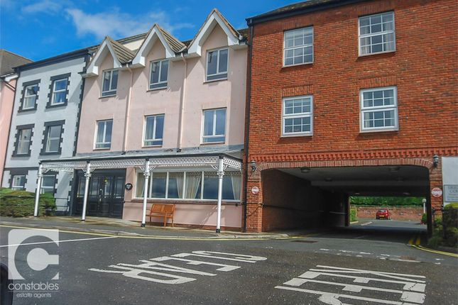 Thumbnail Flat to rent in Deeside Court, The Parade, Parkgate, Neston