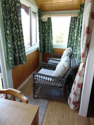 54 Veranda of Trawsfynydd Holiday Village, Bron Aber, Trawsfynydd, Blaenau Ffestiniog LL41
