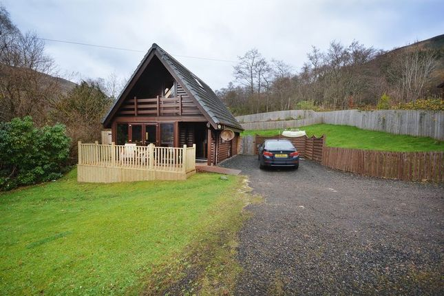 Thumbnail Property for sale in Balquhidder Station, Lochearnhead