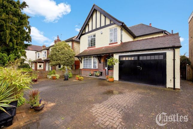 Thumbnail Detached house for sale in Truro Road, Bounds Green