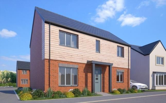Thumbnail Detached house for sale in Clyst St Mary, Exeter