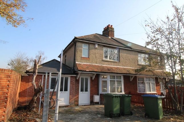 Thumbnail Property to rent in Aster Road, Southampton