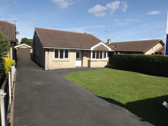 Thumbnail Bungalow for sale in Northfield Lane, Mansfield Woodhouse, Mansfield, Nottinghamshire