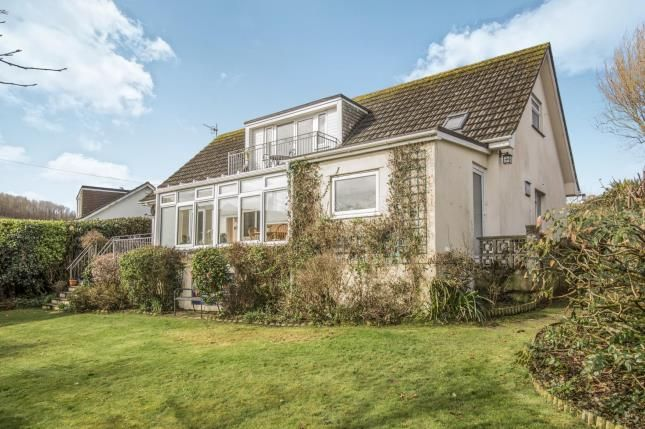 Thumbnail Bungalow for sale in Gorran Haven, Cornwall, Gorran Haven
