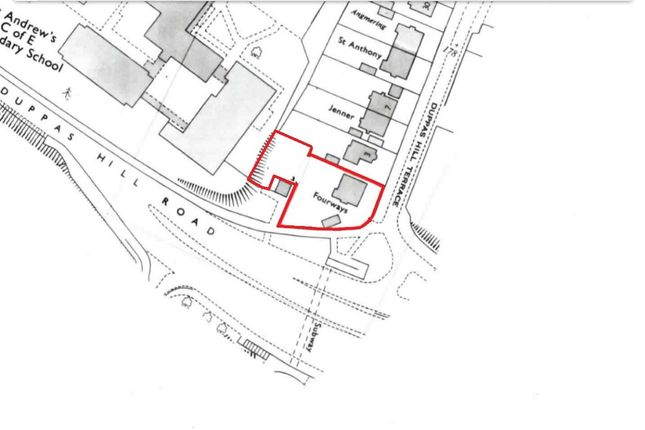 Thumbnail Land for sale in Croydon, Surrey