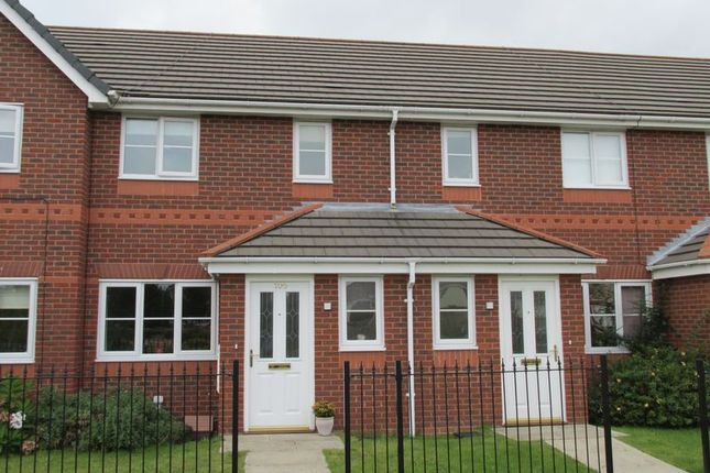 Thumbnail Terraced house to rent in Regency Square, Warrington