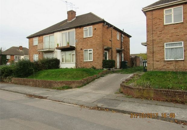 Thumbnail Flat to rent in Selsey Close, Stonehouse Estate, Coventry, West Midlands