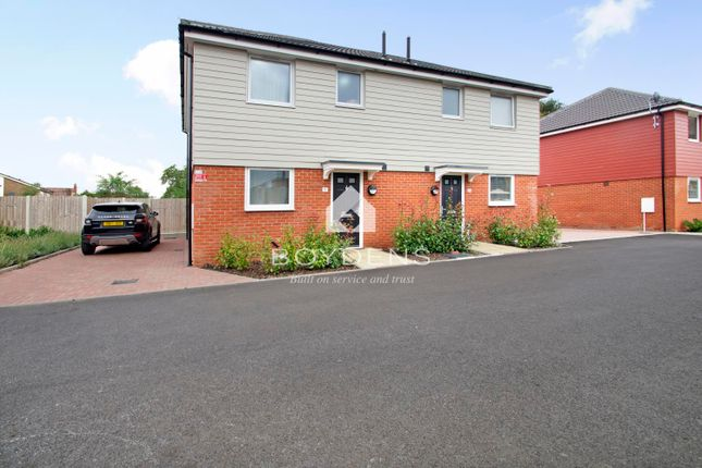 Thumbnail Property to rent in Orchard Place, Clacton-On-Sea
