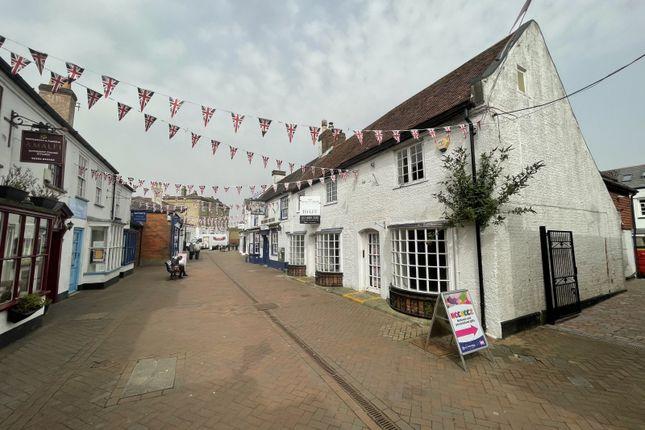 Thumbnail Retail premises to let in High Street, Hythe, Southampton