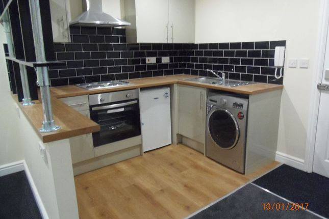 Thumbnail Flat to rent in Apartment 117, Princegate House