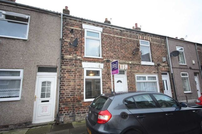 Thumbnail Terraced house for sale in Errington Street, Brotton, Saltburn-By-The-Sea