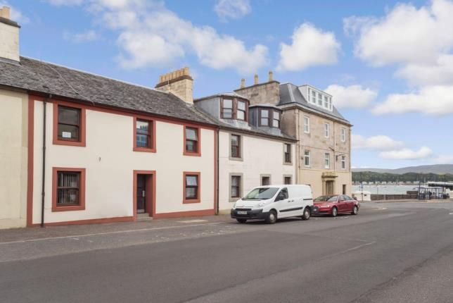 Thumbnail Maisonette for sale in Cardiff Street, Millport, Isle Of Cumbrae, North Ayrshire