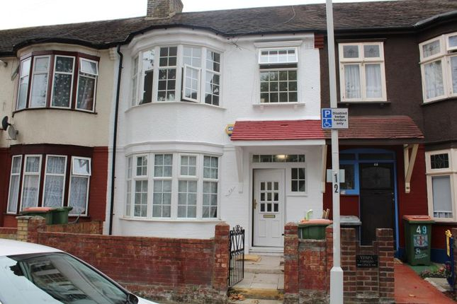 Thumbnail Terraced house to rent in Landseer Avenue, London