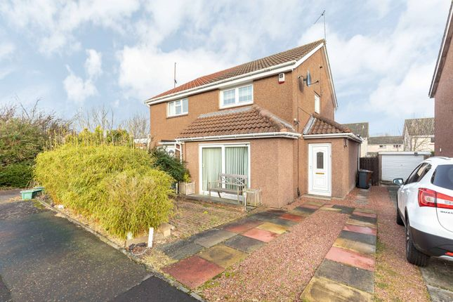 Thumbnail Semi-detached house for sale in Baberton Mains Brae, Baberton, Edinburgh