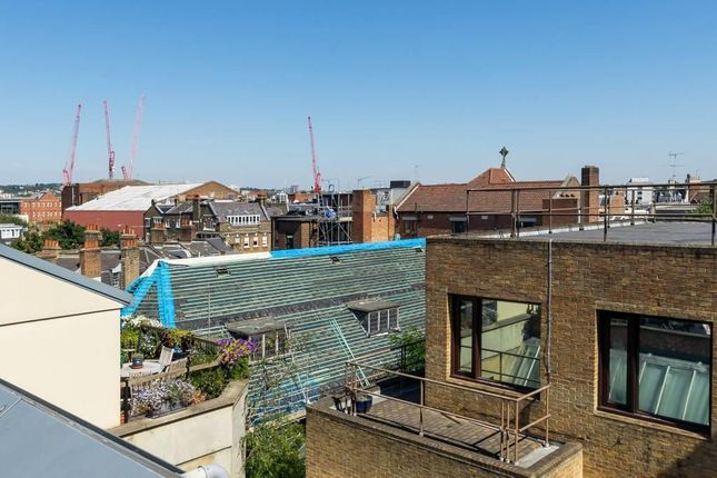 Roof Top Views of Albert Street, Camden NW1