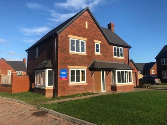 3 bed detached house for sale in Kingfisher Way, Morda, Oswestry SY10