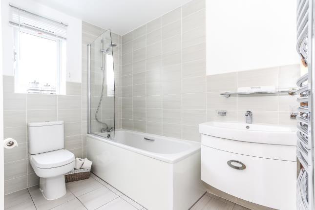 Bathroom of The Green, Castle Bromwich, Birmingham, . B36
