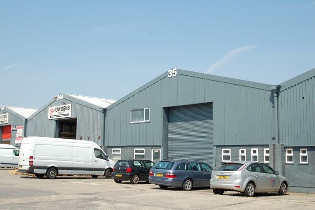 Thumbnail Industrial to let in Unit 35 Cwmdu Parc Carmarthen Road, Swansea