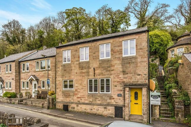 Thumbnail Detached house to rent in Scarthin, Cromford, Matlock