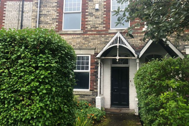 Thumbnail Terraced house to rent in Ivy Road, Gosforth, Newcastle Upon Tyne