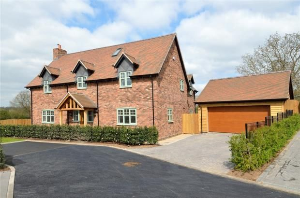 Thumbnail Detached house for sale in Bishampton, Pershore, Worcestershire
