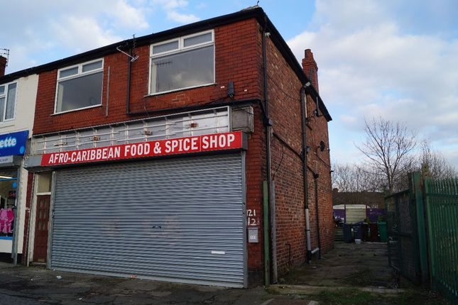 Thumbnail Flat for sale in Levenshulme Road, Gorton