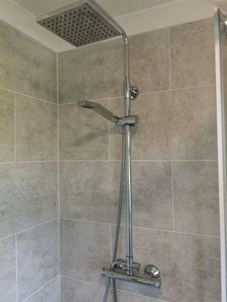 Mains Pressure Power Shower