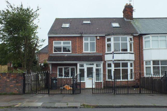 Thumbnail Semi-detached house for sale in Ethel Road, Leicester