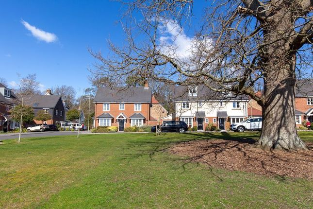 Thumbnail Detached house for sale in Aubin Wood, Emsworth