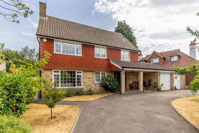 Thumbnail Detached house for sale in St. Omer Road, Guildford