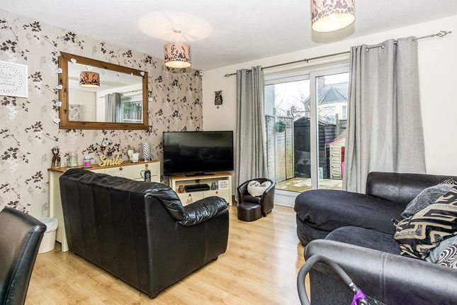 Thumbnail Terraced house for sale in Freemantle Gardens, Stoke, Plymouth