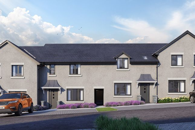Thumbnail Terraced house for sale in Hoggan Park, Brecon, Brecon