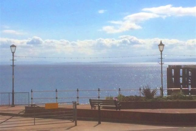 Thumbnail Flat for sale in The Esplanade, Penarth
