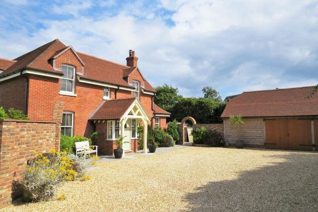 4 bed detached house for sale in Barton Common Lane, New Milton