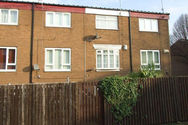 Thumbnail Town house to rent in Elliott Drive, Felling, Gateshead