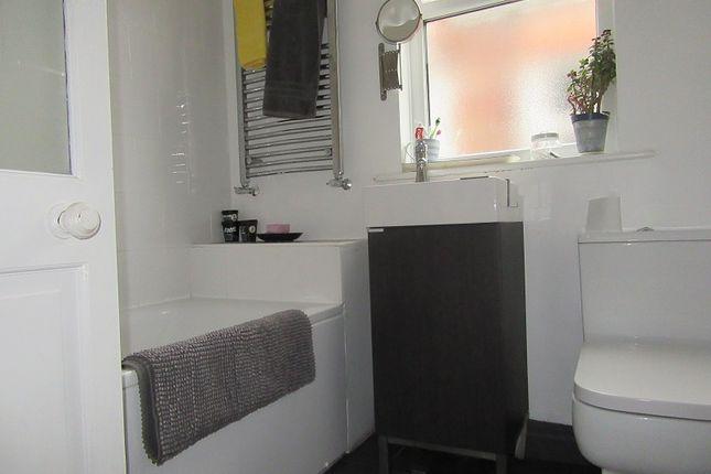 Bathroom of Carlton Street, Old Trafford, Manchester M16
