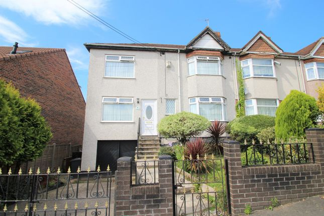Thumbnail Semi-detached house for sale in Lees Hill, Kingswood, Bristol