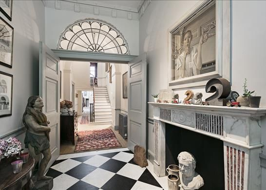 Thumbnail Detached house to rent in Fitzroy Square, Fitzrovia, London