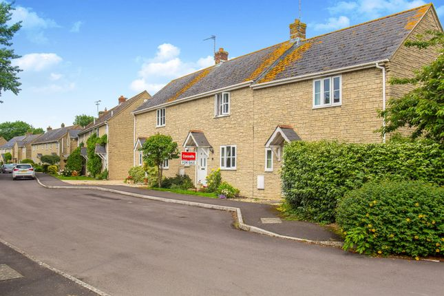 Thumbnail Terraced house for sale in Sussex Farm Way, Yetminster, Sherborne