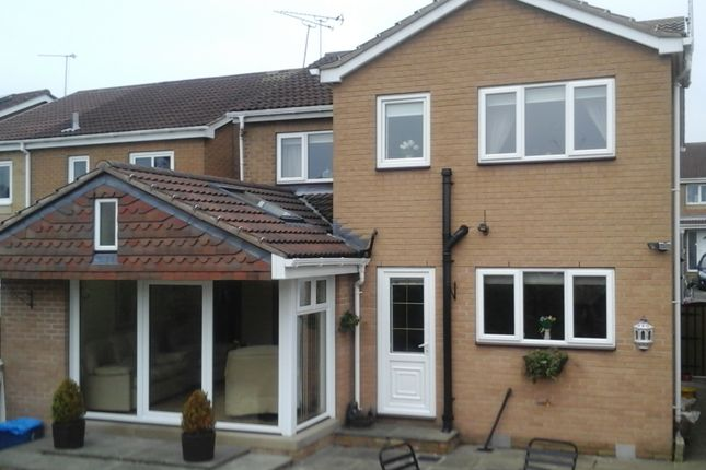 Thumbnail Detached house for sale in Rufford Rise, Sothall, Sheffield