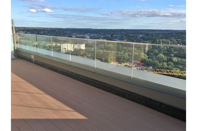 Balcony of Waterhouse Avenue, Maidstone ME14