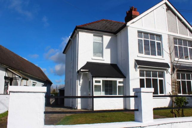 Thumbnail Detached house to rent in Arosfa, Llanybydder, Carmarthenshire