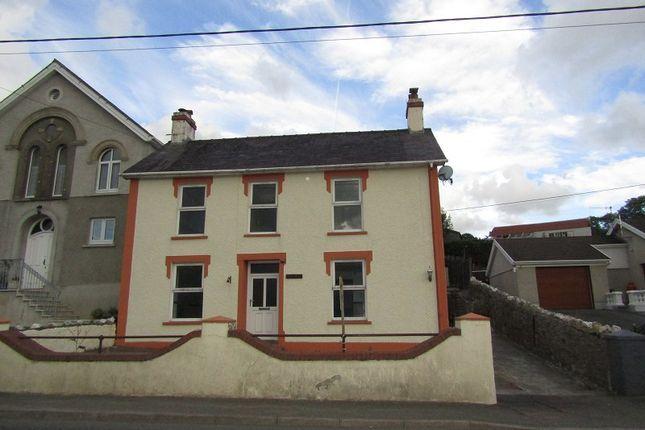 Thumbnail Detached house for sale in Golwg Yr Ogof, Pencader