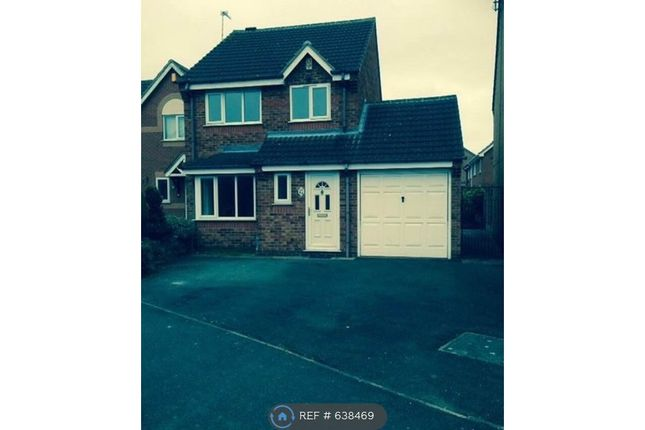 Thumbnail 3 bed detached house to rent in Smalley Drive, Oakwood, Derby