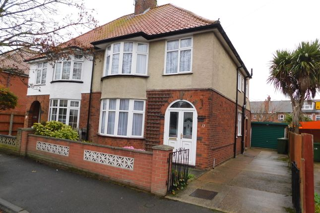 Thumbnail Semi-detached house to rent in Penfold Road, Felixstowe
