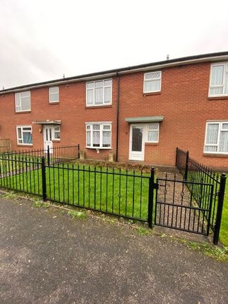 Thumbnail Town house to rent in Pennytown Court, Somercotes, Alfreton