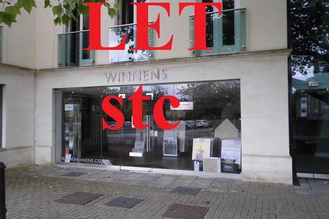 Thumbnail Retail premises to let in The Waterloo, Cirencester